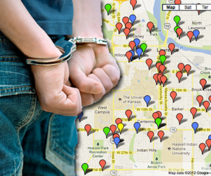 Douglas County Registered Offender Map