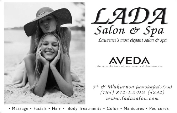 LJWorld.com / This Week's Ads: Lada Salon & Spa