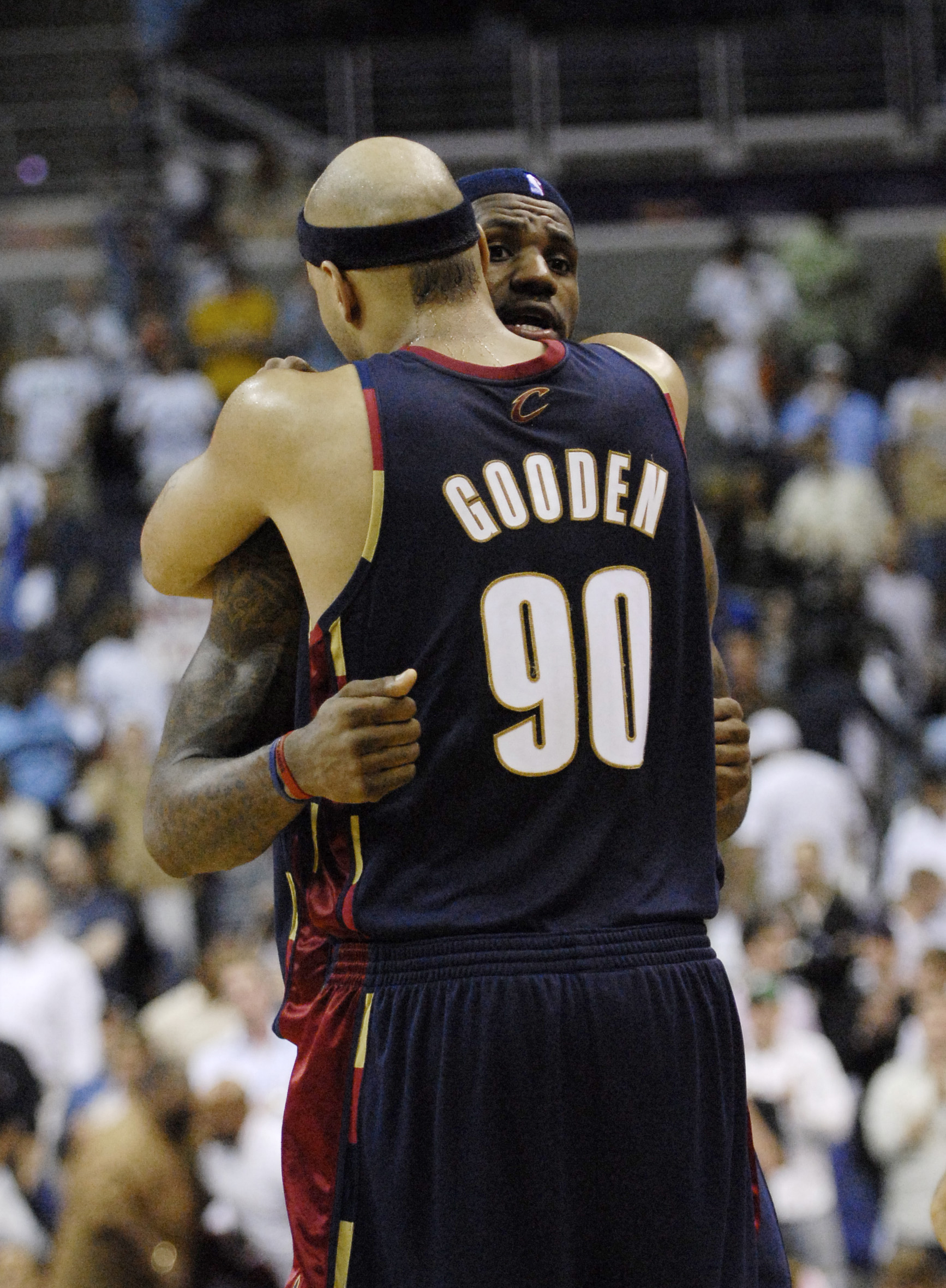Hey Dallas It s time to give Drew Gooden a chance