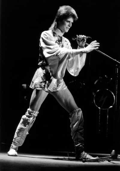 David Bowie Ziggy Stardust Tour of The Ziggy Stardust Tour