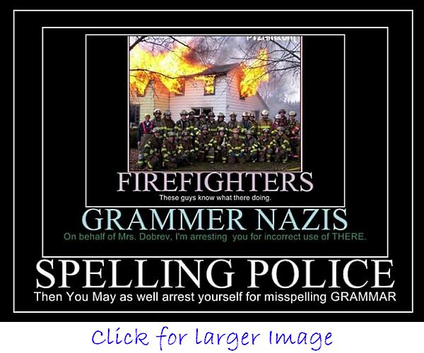 Spell grammatical
