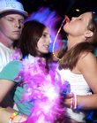 Josh Washburn, Rachel Scialabba and Taylor M., rave at Last Call.  On Sept. 5, 2007, Lawrence city leaders took the first steps to have the license of the controversial downtown nightclub revoked by state regulators.