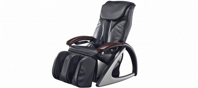 this uharmony massage chair by brookstone makes a perfect choice for those indulging in the sin