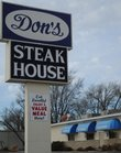 Don's Steak house has closed at 2176 E. 23rd St., but a new barbecue joint is set to take its place. The new eatery is expected to open by mid-March.