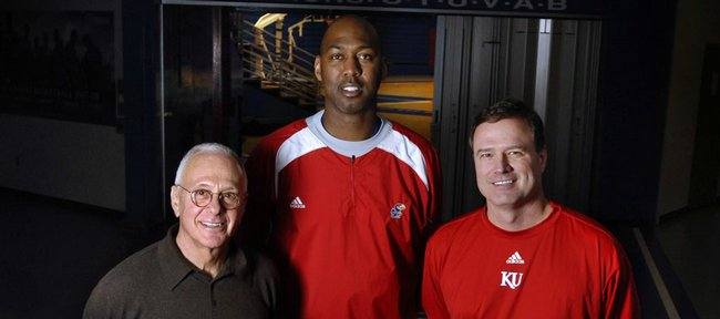 Larry Brown Bill Self To Headline Fundraiser For Mental