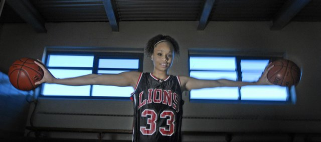 Kansas women's basketball freshman and former Lawrence High standout Tania Jackson will red-shirt this season.