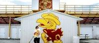 Other schools adopt KU mascot
