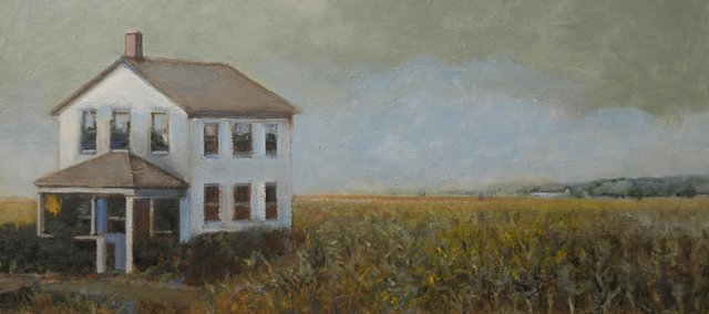 """White House"" by Leonard Schneider."