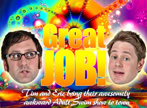 tim and eric awesome show great job season 1 episode 4