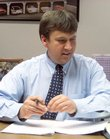 Ed West is the incoming principal at Free State High School West grew up in Topeka.