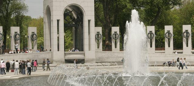 National World War II Memorial in Washington, D.C.