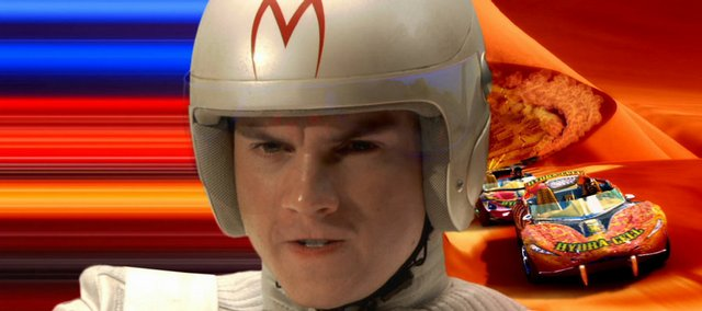 "Emile Hirsch stars in ""Speed Racer,"" a live-action adaptation of the popular Japanese cartoon series from the 1960s."