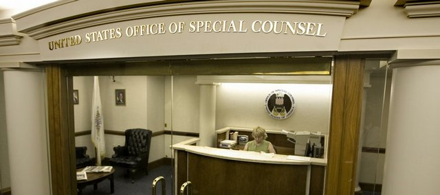 The Office of the Special Counsel in downtown Washington D.C. was raided by about 20 FBI agents with a subpoena Tuesday.