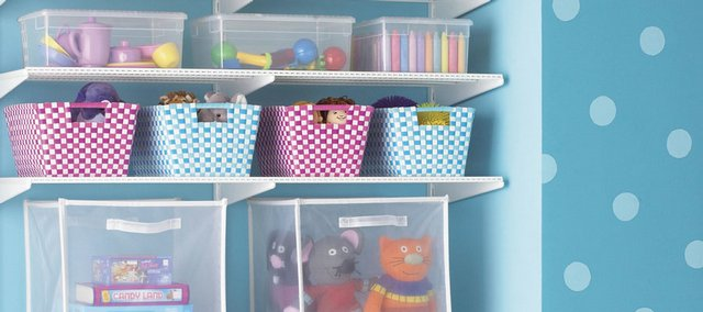 With the right storage ideas, a child's room can be packed with toys and supplies but still remain tidy. Even in the neatest of homes, children's bedrooms are magnets for clutter. These rooms also tend to be the smallest in the house, so managing the mess can be difficult.