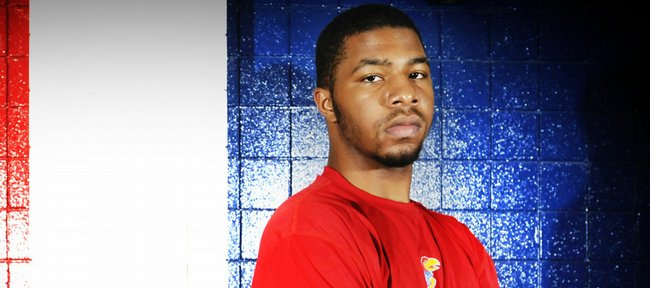 Incoming Kansas University basketball player Markieff Morris is accused of shooting an Airsoft rifle BB gun out of his university dorm room, possibly hitting a woman in the courtyard below, according to the KU Public Safety office.