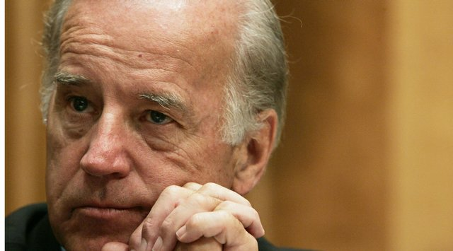 Sen. Joe Biden, D-Del., listens to testimony during a Senate Committee on Foreign Relations hearing on Capitol Hill in Washington in this Sept. 19, 2006 file photo. Sen. Joe Biden of Delaware is Barack Obama's pick as vice presidential running mate, The Associated Press has learned Saturday Aug. 23, 2008.