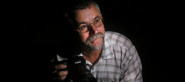Kyle Gerstner is a nature photographer in Lawrence. He talks with the Journal-World's John Henry about techniques for taking outstanding outdoor photographs.