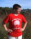 Caleb Powelson, 12, Wellsville, started the Bushels of Love Foundation charity.