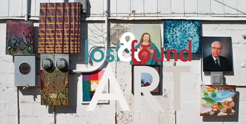 """urban ARTchaeology,"" by Jeromy Morris"
