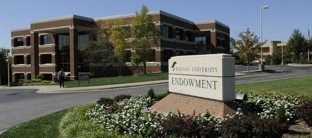 KU endowment is feeling the effects of the sagging economy, but KU Endowment President Dale Seuferling says that diversification in its investment portfolio allows the $1.2 billion endowment fund to ride out short-term tough times.