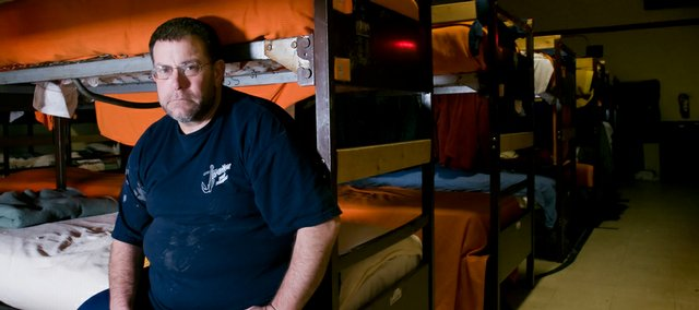 It has been almost five months since Troy Leonard has slept in the Salvation Army's sleeping bunks. After bouts with homelessness and alcohol and drug abuse, Leonard credits the Salvation Army for helping him get his life back together.
