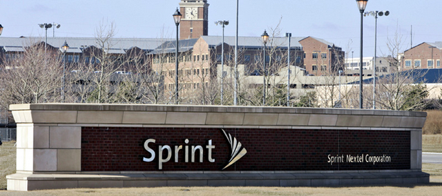 Tthe Sprint Nextel campus in Overland Park is shown in this 2007 file photo. Students in a marketing class at Bonner Springs High School were given Sprint phones for several weeks and wrote reports on their usage of different applications such as texting and Internet programs.