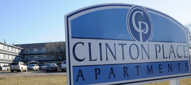 The Lawrence-Douglas County Housing Authority has completed a $2.35 million project to buy and renovate the Clinton Place Apartments, just southwest of Clinton Parkway and Iowa Street. The complex is once again being used as a facility for low-income seniors.