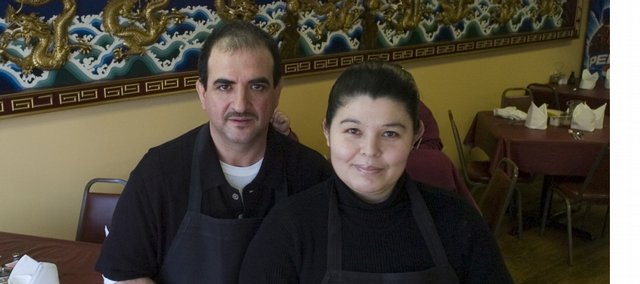 Jasmin Restaurant in Eudora features a menu that serves both Mexican and Chinese food. Owners J and Maria Ramirez opened up for business in 2000.