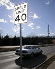 Traffic moves along Bob Billings Parkway between Iowa Street and Kasold Drive in this file photo. Lawrence was placed on a list of speed trap cities along with Overland Park.