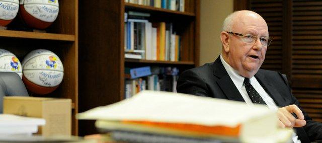 Chancellor Robert Hemenway
