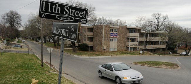 Lawrence city commissioners will meet Tuesday to discuss changing Missouri Street to Don Fambrough Street.