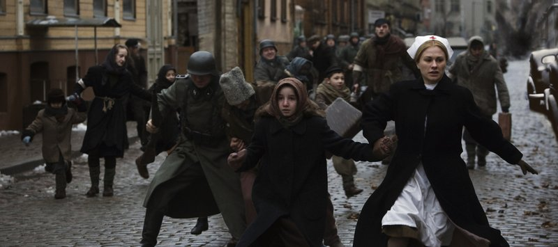 Untold Story Holocaust Heroism Brought To Tv Springs From