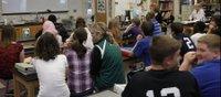 School budget is No. 1 concern