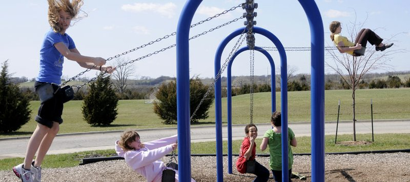 Playground Rules Tag Along For A Look At Recess In