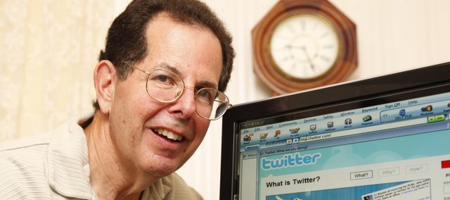 "Meet Bob Baker, 60, of Los Angeles. He has no interest in knowing when you get up in the morning, when you go to bed at night or what you do during the hours in between. So he stays away from the short ""tweets"" on social-networking juggernaut Twitter, instead favoring Facebook to communicate with others online."