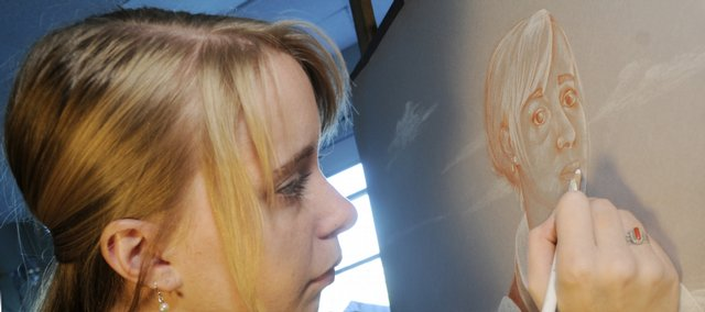Hannah Lodwick, a graduate of Free State High School, has been named the 2008-2009 ArtStar.