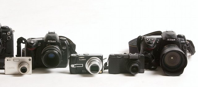 Too many cameras, too many choices. To help narrow a deserted island pick, I would require my camera to have a 28mm wide-angle lens, an optical viewfinder and be portable enough to carry with me at all times.