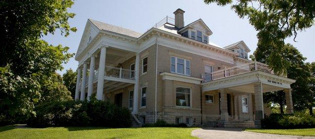 Sigma Nu house at 1501 Sigma Nu Place.