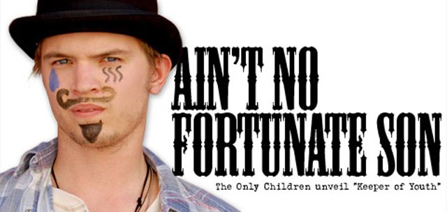 The Only Children's Josh Berwanger.