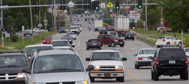 Is using a center turn lane to merge with traffic illegal? It isn't, but that's not what they're there for, city officials say.