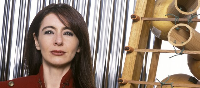 Dame Evelyn Glennie will join the Orquestra de São Paulo for a rare performance in Lawrence.