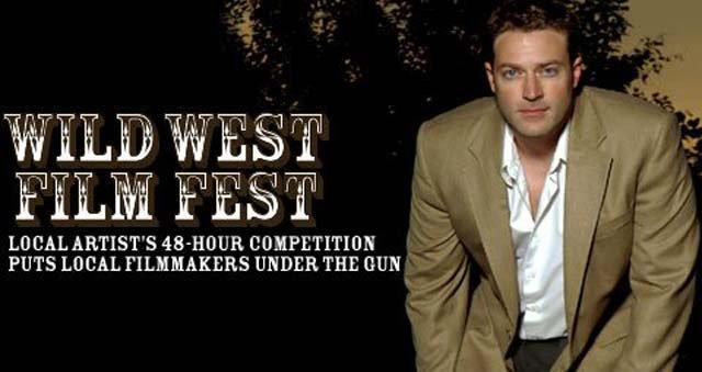 Chris Dorsey - Wild West Film Festival organizer and a Kansas City motion graphics designer.