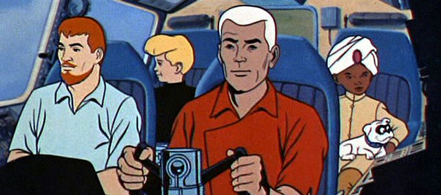 "'Jonny Quest"" — one of the greatest TV theme songs of all time."