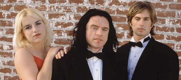 """Juliette Danielle, Tommy Wiseau and Greg Sestero star in """"The Room."""""""