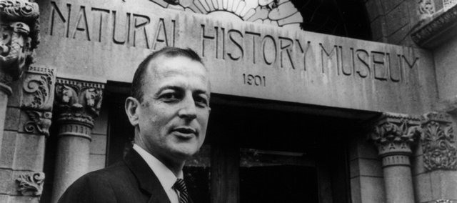 Philip Humphrey served as director of the Kansas University Natural History Museum from 1967 to 1995. Humphrey died Friday at age 83.