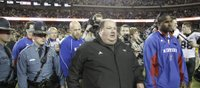 Mark Mangino leaves Lawrence, moves to Florida