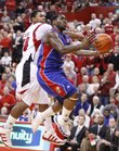 Kansas guard Sherron Collins elevates to the bucket past Nebraska guard Lance Jeter during the second half Wednesday, Jan. 13, 2010 at the Devaney Center in Lincoln, Nebraska.