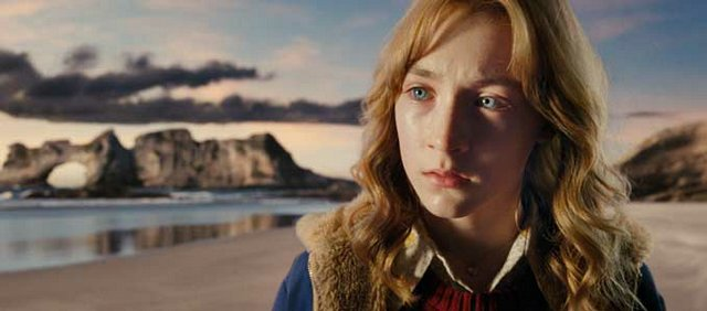 """Based on the best-selling book by Alice Sebold, """"The Lovely Bones"""" centers on a young girl (Saoirse Ronan) who was murdered and watches over her family and killer from heaven. She must weigh her desire for vengeance against her desire for her family to heal."""