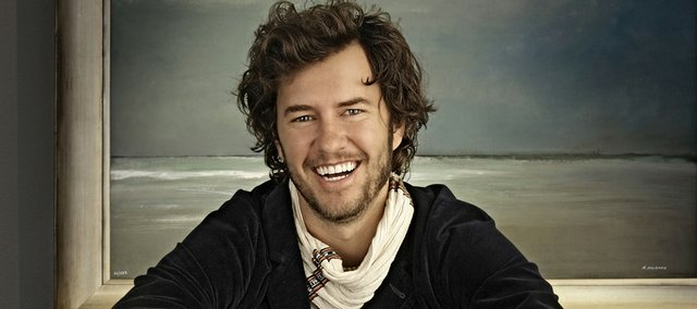 Blake Mycoskie is the founder and chief shoe giver at TOMS Shoes.