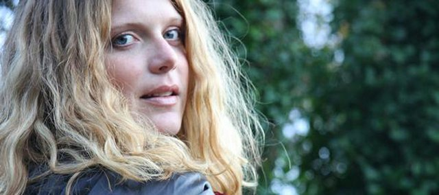 """Ashley Davis, a Lawrence native, is releasing her new album, """"Down by the Sea."""""""